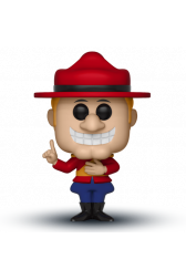 FUNKO POP! Dudley Do-Right